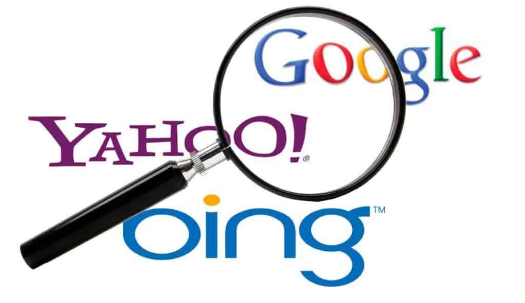 Para ejecutar una estrategia de marketing digital en Google, Bing o Yahoo, lo mejor es que tengas un sitio web.